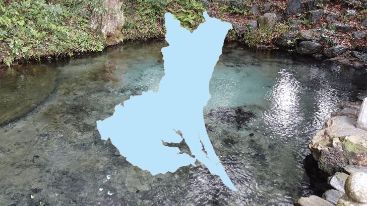 貴重な生き物がすむ【茨城県の名水】2カ所をご紹介~名水百選より~